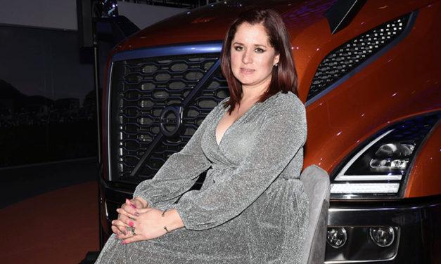 Pasa Irma Soto a fuerza de ventas de Volvo