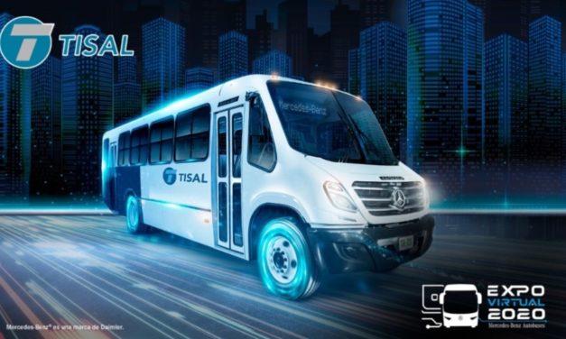 TISAL suma 15 nuevos autobuses de Mercedes-Benz