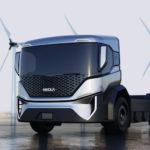Pedido histórico de 2,500 camiones de basura eléctricos
