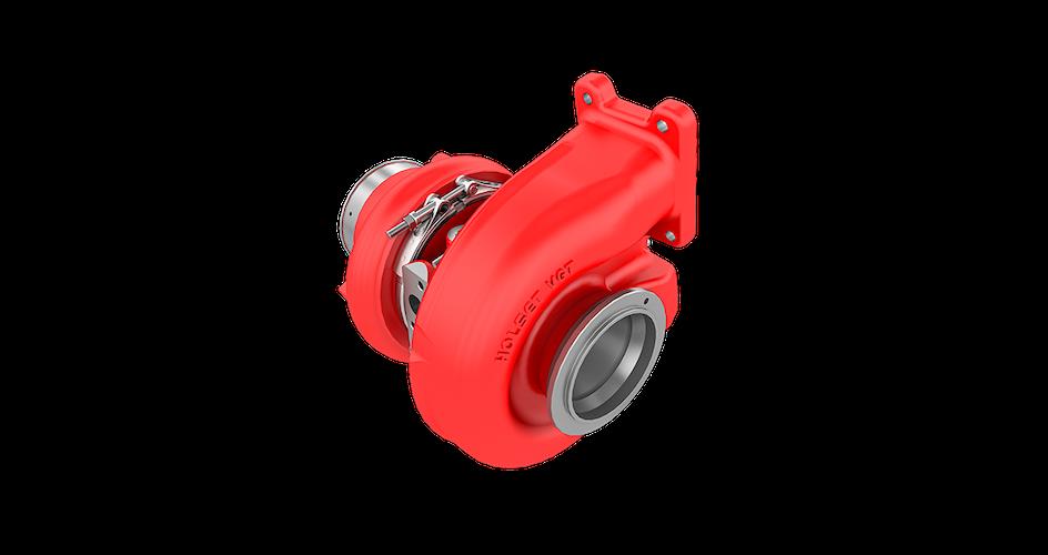 Nuevo turbocompresor Cummins para mejorar emisiones