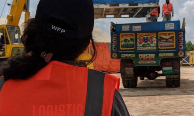 Mejora DHL suministro de ayuda humanitaria