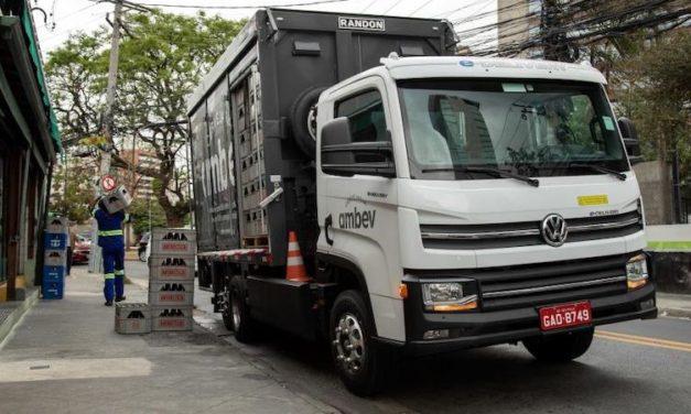 Supera los 30 mil km VW e-Delivery en pruebas
