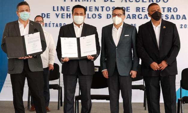 Acepta Canacar restricción de horarios para transitar en Querétaro