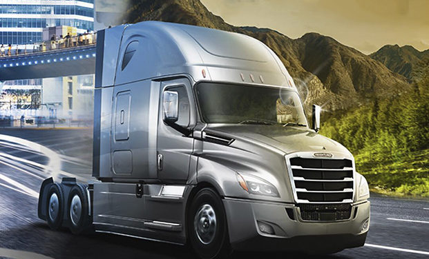 Fuerza Freightliner en tecnología de manufactura y telemática