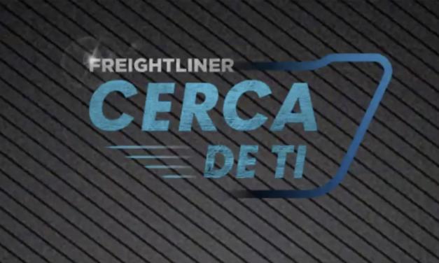 Freightliner cerca de clientes de Zapata Aeropuerto