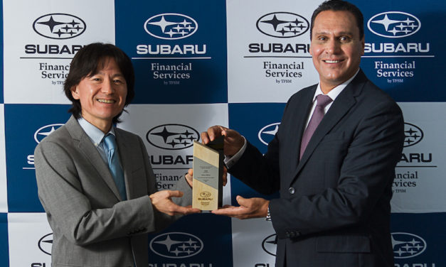 Surge Subaru Financial Services con el respaldo de Toyota