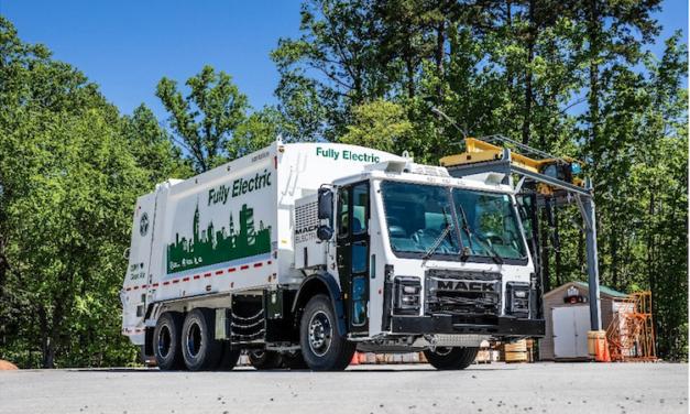 Arranca Mack comercialización del LR Electric