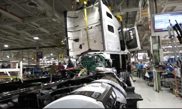 En ascenso la compra de camiones en EU