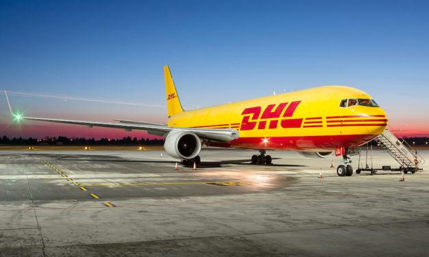 Establece nuevo vuelo DHL Express