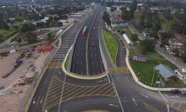 Inauguran Paso Inferior Vehicular en Tlaxcala