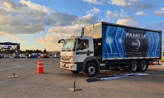 Participa Freightliner en eventos de Foro Pegaso