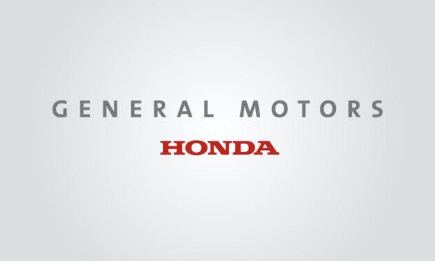 Honda y GM crearán Alianza Estratégica en Norteamérica