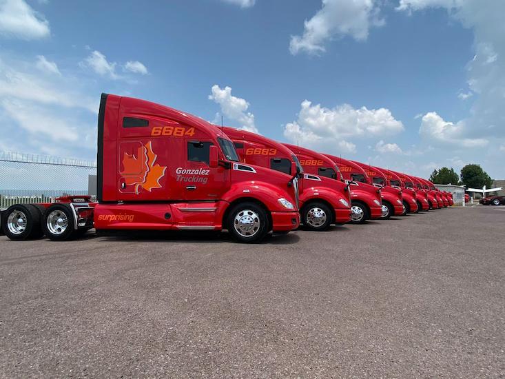 Reitera González Trucking su confianza en Kenworth