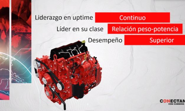 ISF, una familia de motores ligeros y potentes