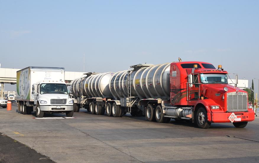 Factores que dan ventaja a vehículos de carga de alta capacidad
