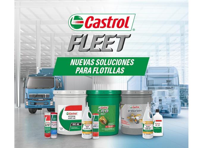 Lanza Castrol nueva línea de productos parapesados