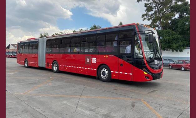 Tendrá L-3 de Metrobús 10 unidades eléctricas