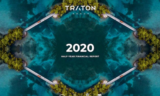 Fortalece VWCO a TRATON en primer semestre de 2020