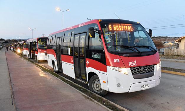 Volare exporta 70 minibuses a región turística chilena