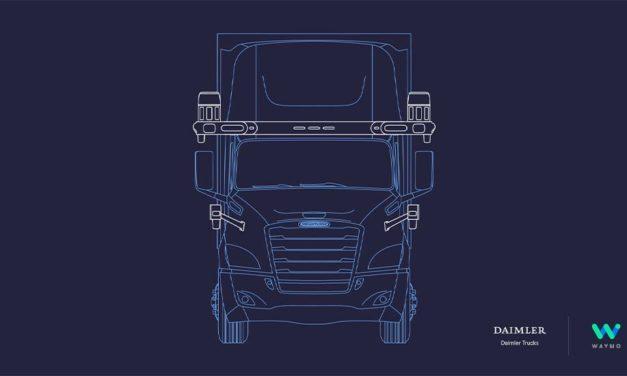 Alianza para desarrollar camiones autónomos
