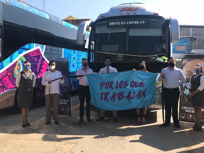 Campaña Así se Usa de CANAPAT llega a Oaxaca
