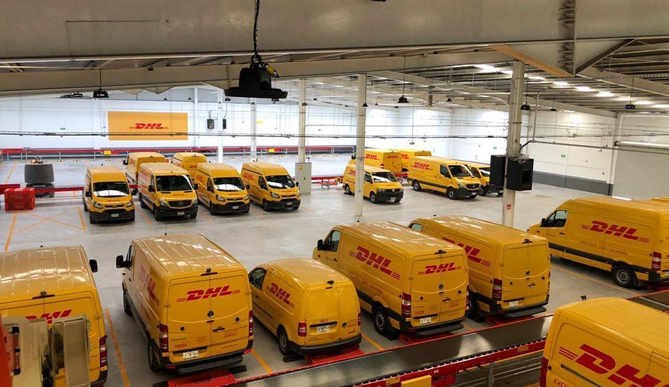 Crece flota de DHL Express México 22% respecto a 2019