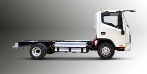 Nueva línea de vehículos comerciales JAC Twin Car