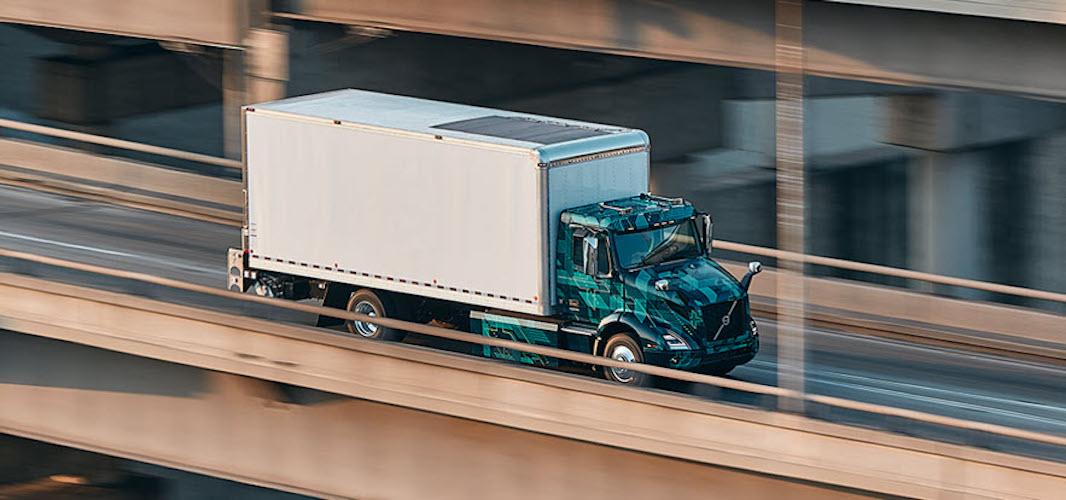EPA auspiciará 70 camiones Volvo VNR Electric