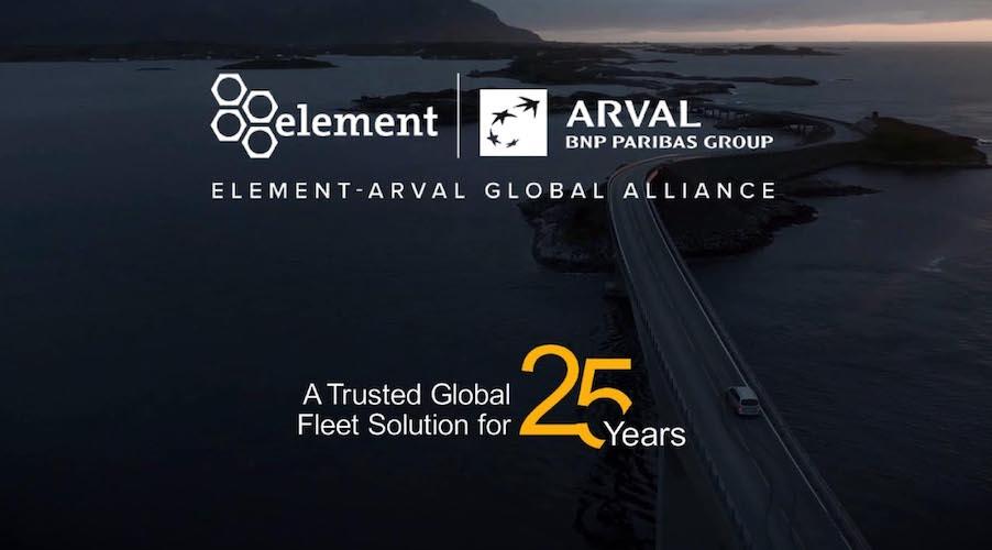 Element y Arval, exitosa alianza cumple 25 años