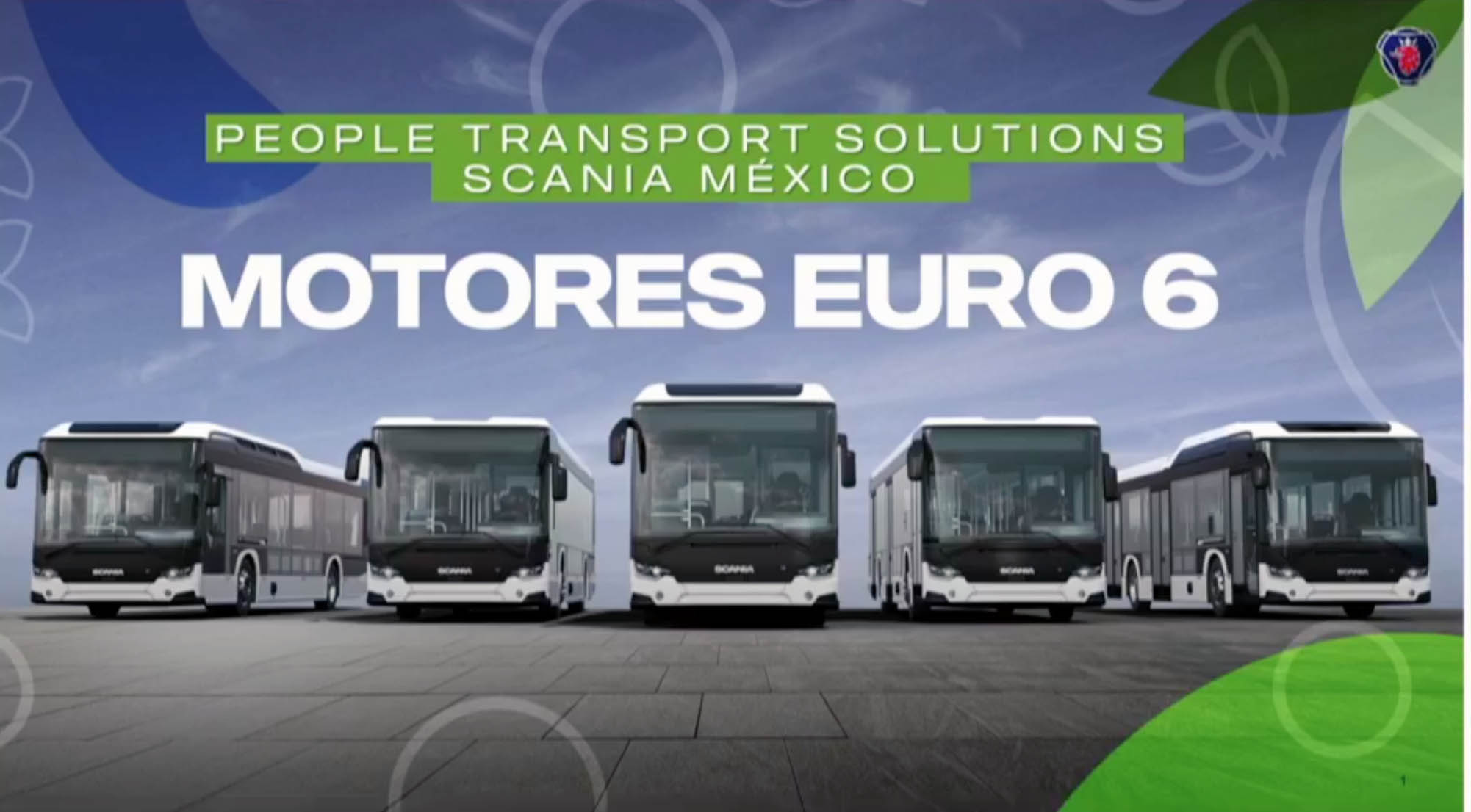 Tecnología Euro VI de Scania está lista