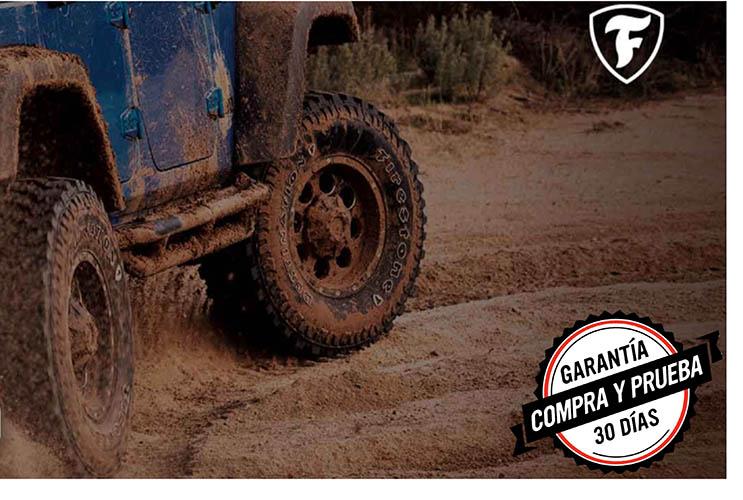 Compra & Prueba, satisfacción total Bridgestone