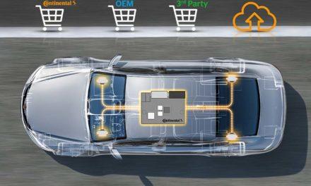 ID.3 de VW conectado con tecnología Continental