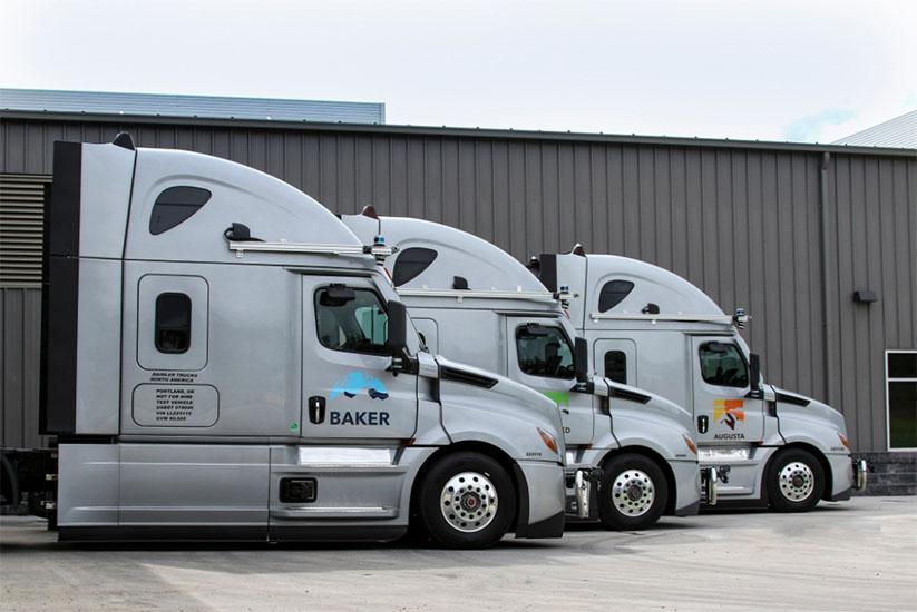 Nueva generación de camiones Freightliner refuerza a Torc Robotics