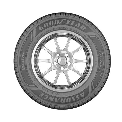Nuevo neumático Assurance MaxLife de la marca Goodyear
