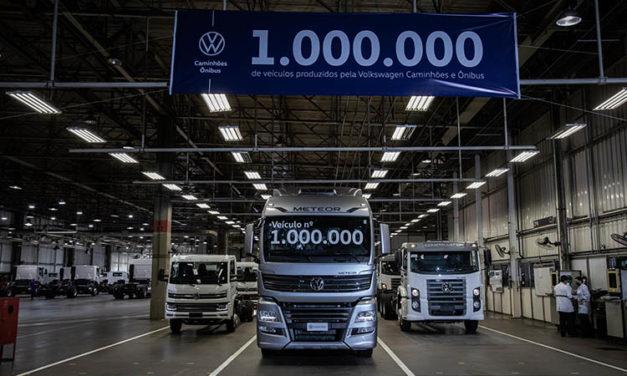 El vehículo un millón de VWCO es un Meteor