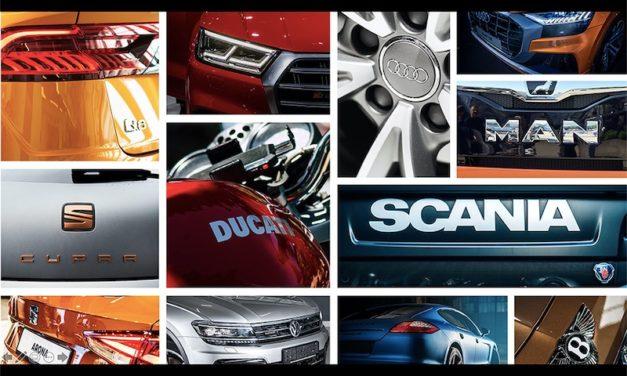 Soluciones para flotas del Grupo Volkswagen