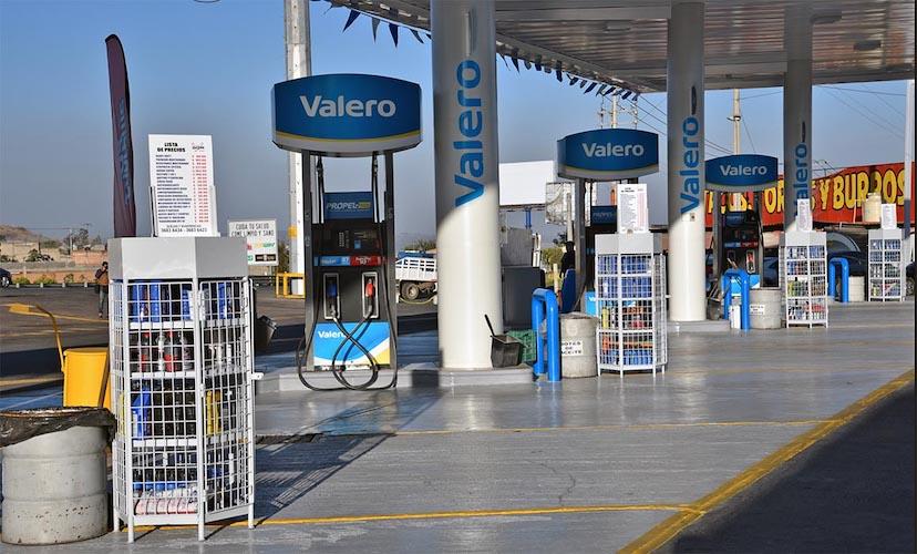 Con 2 gasolineras Valero llega a Guanajuato