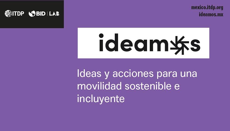 ITDP busca ideas para la movilidad sostenible