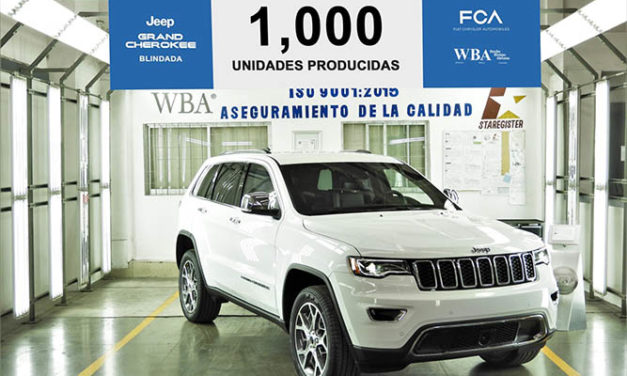 Sale Jeep Grand Cherokee Blindada número mil