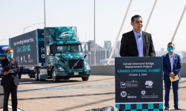 VNR Electric lidera camiones limpios en LB