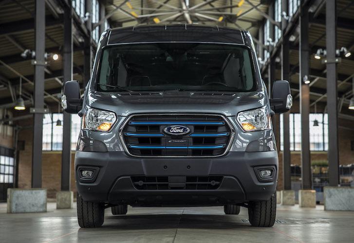 E-Transit de Ford potencia el futuro de los negocios