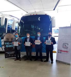 Con el objetivo de concientizar a usuarios y colaboradores, Guadalajara también apoya el uso de cubrebocas con la campaña CANAPAT Así se usa3