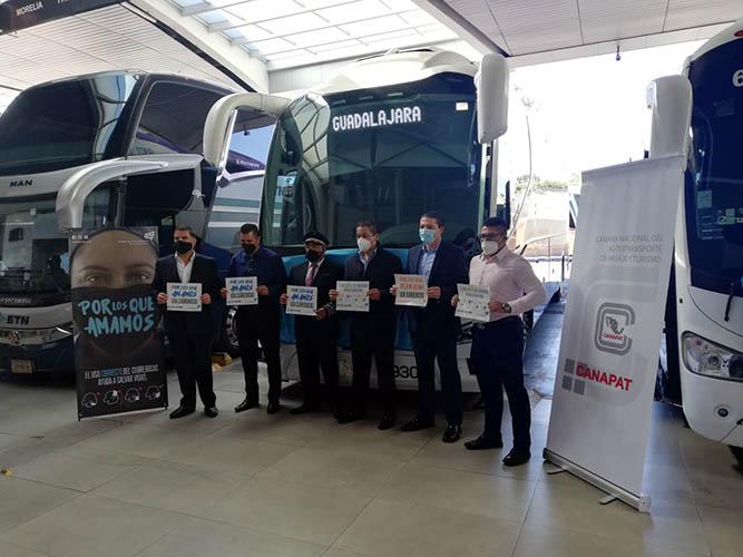 Guadalajara también apoya uso de cubrebocas