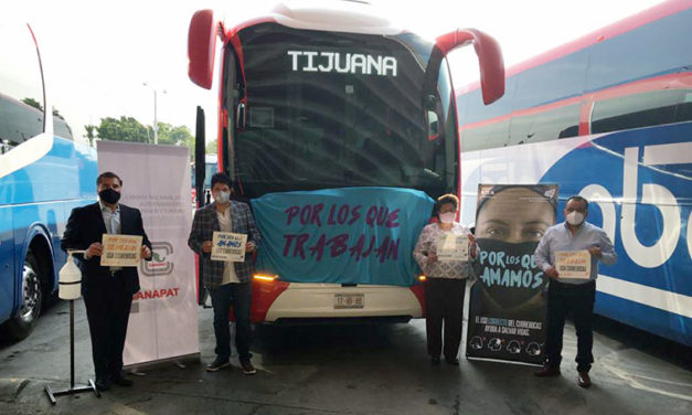 Central de Autobuses de Tijuana adopta Así se usa