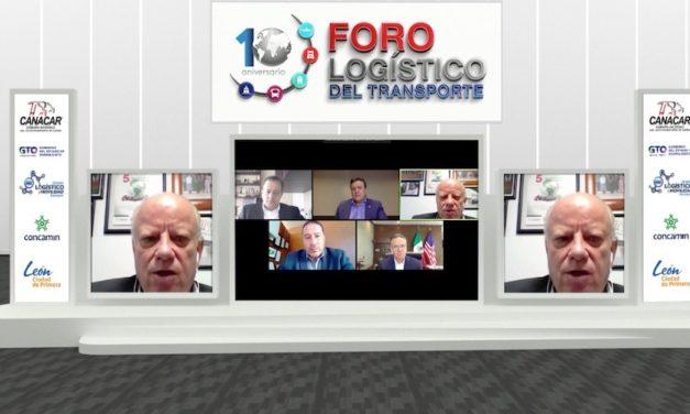Instalarán Consejo Mexicano Logístico