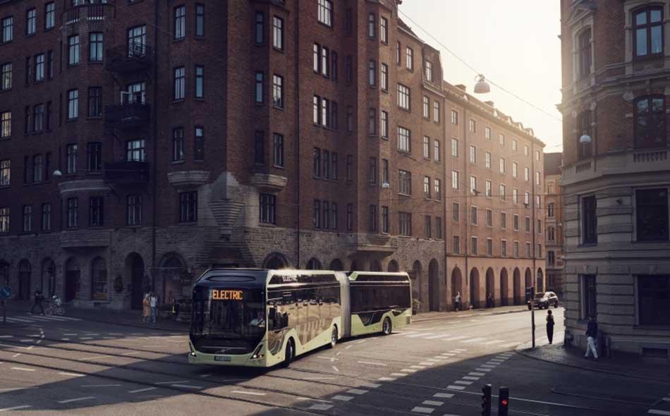 Continúa electrificación en Europa con Volvo Buses