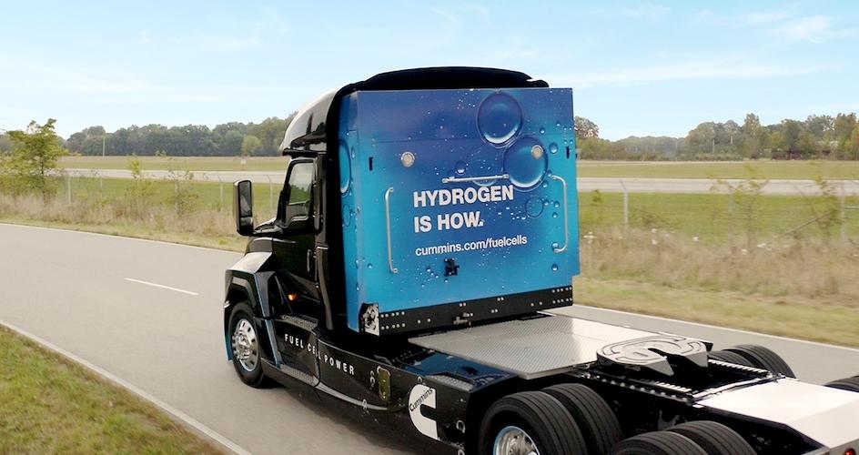Cummins diversifica su enfoque para el hidrógeno2