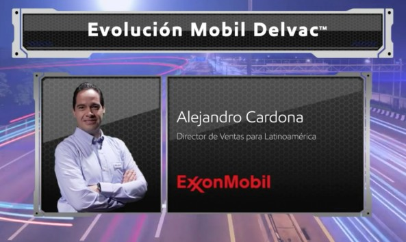 Evolución Mobil Delvac que favorece la productividad