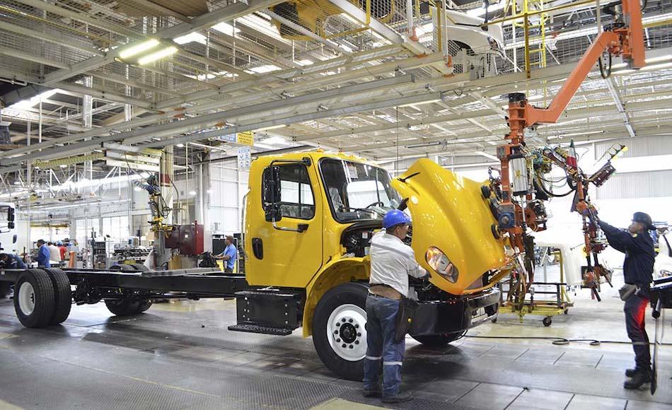Los 5 destinos de exportación de vehículos pesados