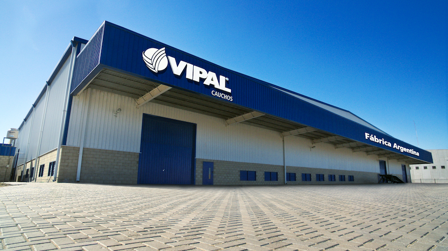 Vipal ahora produce bandas precuradas en Argentina